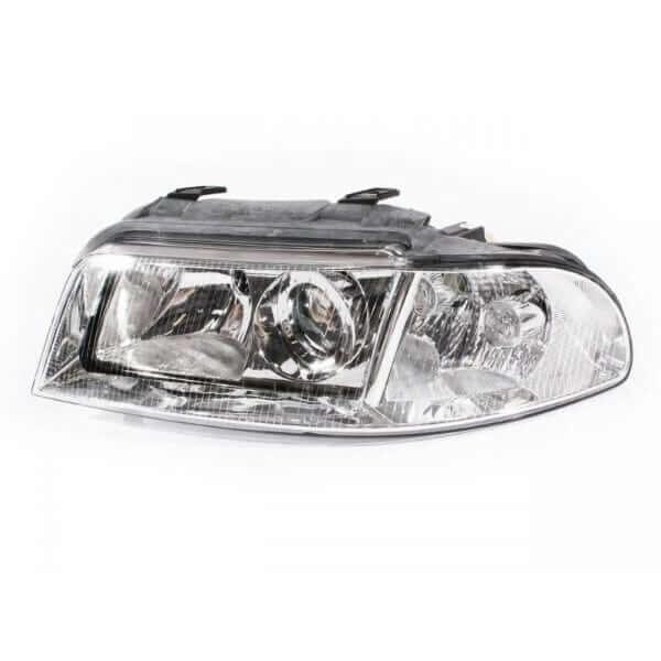 Audi A4 – S4 B5 Sedan & Wagon Clear Front LHS Left Headlight Lamp