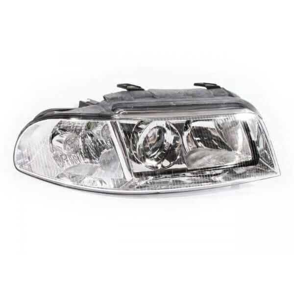 Audi A4 – S4 B5 Sedan & Wagon Clear Front RHS Right Headlight Lamp