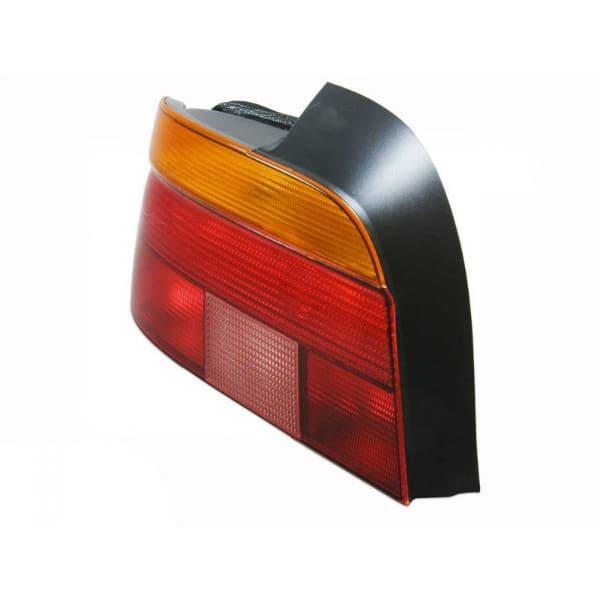 BMW E39 5 Series Rear Amber LHS Left Tail Light-1