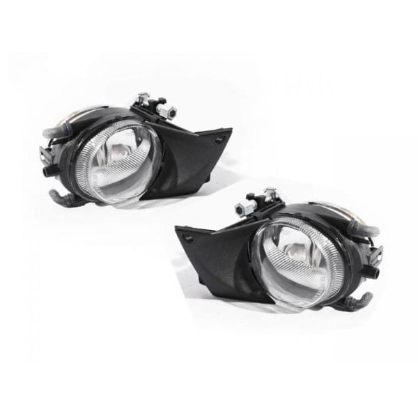 BMW-E39-5-Series-Sedan-Wagon-LHS-Left-Round-Fog-Light-Lamp-4