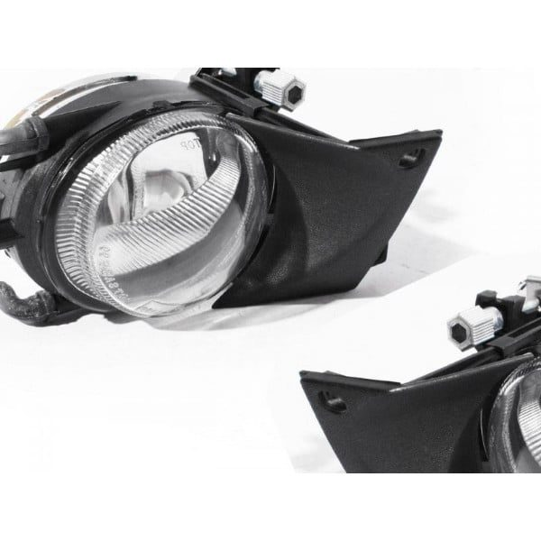 BMW-E39-5-Series-Sedan-Wagon-LHS-Left-Round-Fog-Light-Lamp-6