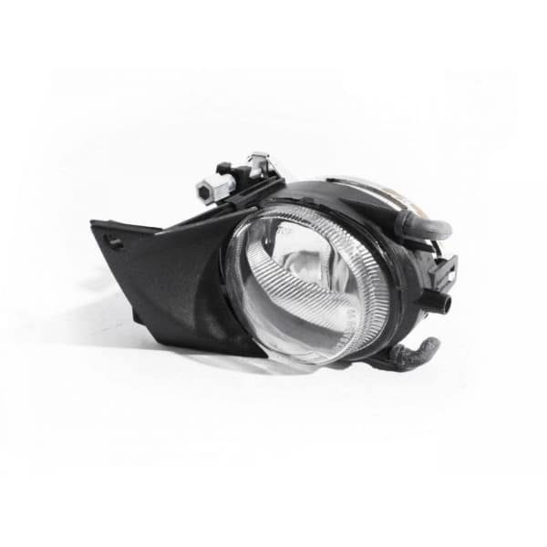 BMW E39 5 Series Sedan & Wagon LHS Left Round Fog Light Lamp