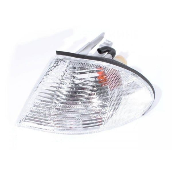 BMW E46 3 Series 4DR Sedan Clear LHS Indicator Corner Light