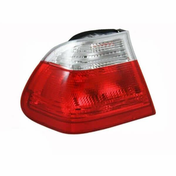 BMW E46 3 Series 98 – 4dr Sedan LHS Clear Tail Light