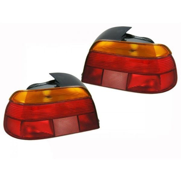Tail Lights BMW E39 5 Series 96-00 Rear Amber LHS or RHS