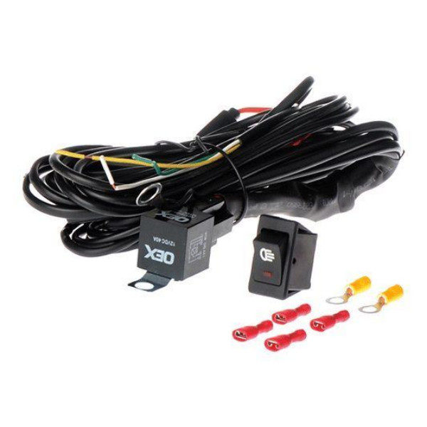 Greatwhites Gwa0007 12 Volt Wiring Harness on