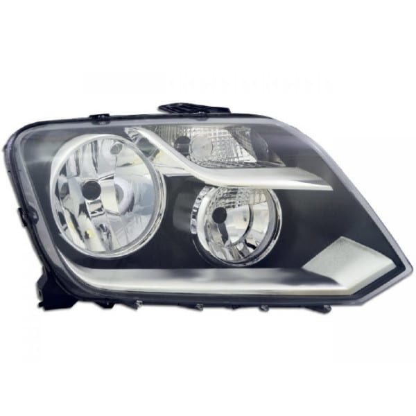 VW-Volkswagen-Amarok-Head-Light-New-RH-Right-HeadLamp-with-Motor
